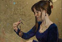 ART ~ FRED WESSEL  American painter