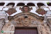 Sur de Extremadura / Sierra Suroeste, Tentudía y Campiña Sur, Ruta del Jamón Ibérico de Badajoz. Paisajes, gastronomía y pueblos históricos te esperan en la zona más meridional de la región