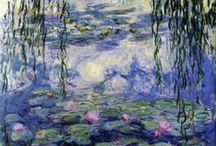 ART ~ CLAUDE MONET
