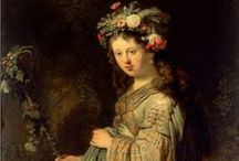 Art ~ Rembrandt