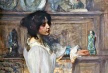 ART ~ James Jebusa Shannon
