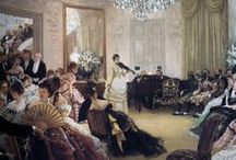 ART~TISSOT  JAMES JACQUES JOSEPH  (1836-1902)