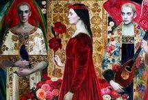 Art ~ Olga Suvorova Russian artist