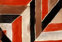 Sonia Delaunay -Pattern & Art / Selection of the fantastic  artist Sonia Delaunay