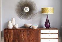 Cozy  Corners  shelfs /Mid Century / Inspiring Retro Interiors