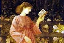 Art ~ Sir Edward Burne-Jones