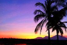 SUNSET / bali sunset