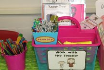 Daily Five / Resources and displays