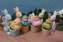 Easter Decorations / Easter Bonnet, Bunting, Baskets and much more!!