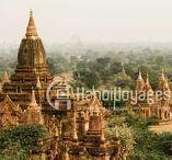 {Hanoï Voyages} Birmanie - Myanmar / Vous ne savez pas quelle destination choisir? Découvrez la Birmanie à travers ces photos.   Ps: Vous êtes décidés à partir. RDV sur notre site internet http://hanoivoyages.com