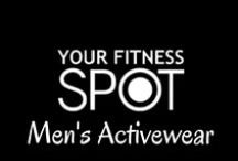 Men's Activewear / Get the most out of your workout in this #MensActivewear! #YourFitnessSpot