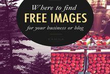 Lizenzfreie Fotos / Wo findet man lizenzfreie Bilder für Webseiten und Co? Hier geht es lang: