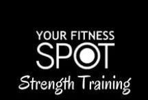 Strength Training / Strength training will help you achieve the strength and endurance you are looking for from your fitness program. Let Your Fitness Spot help!