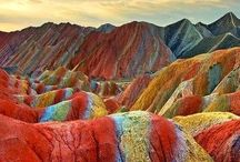 BEAUTIFUL EARTH. / Photos that make you look, and consider how amazing our Planet is...