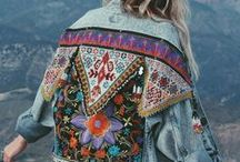 AUTUMN/BOHO. / Lace. Velour. Nikki. Jemima. How I wish to dress. It may be 70's but it is never out of style.