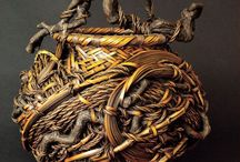 BASKETRY,WEAVING..... / The beautiful Art of weaving with natural materials found in Nature...