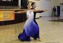 Paul Maranto Dance / Competition Ballroom Dancing