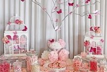 Butterfly Baby & Bridal Showers / There's nothing cuter than a well themed baby or bridal shower! And we've got a whimsical array of butterfly themed ideas to make your friends coo and oh ah! From soft spring time colors, to bright summer brights or dark an exotic themes, enjoy these great and quirky ideas as you host or help your bestie plan hers!