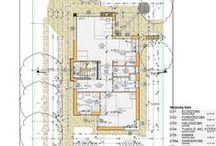 floor plans - houses / alaprajzok - lakóházak