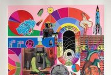 Eduardo Paolozzi - Printmaking / Absolutely my favourite Scottish Pop Art Artist. At the same time unashamedly plugging my website, ModernPrints.co.uk