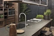H. | Kitchen | / The most lovely kitchens i saw on pinterest, or... i just loved to cook on it!