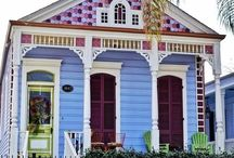 New Orleans Homes / Highlighting the natural beauty of New Orleans' homes