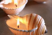 Candle Creations / Creating candles at home by finding inspiration from anything
