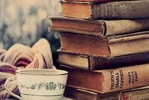 Book lovers universe / Anything book related. Also books to read and reading corners.