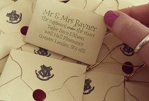 Harry Potter wedding!  / All things Harry Potter!