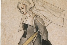 Tudor Madness  / Fashion, costume, and historical artifacts centering around the Tudor dynasty and their contemporaries.