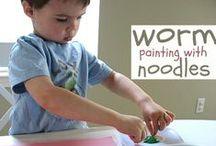 Babies & Toddlers / by Wonder & Bloom