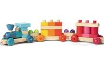 I giocattoli in legno