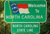 The Love of North Carolina / Everything we love about North Carolina!