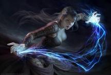 Wizardry, Sorcery and Magic / by David Radzik