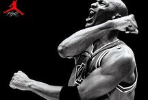 "Michael ""Air""Jordan / Michael ""Air"" Jordan captivated the hearts, minds, and souls of an entire world with his feats of greatness. MJ, His Royal Airness, Air Jordan, Chicago Bulls, Jump Man"
