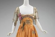 A New Century / Fashion from the turn of the last century; approximately 1900-1919