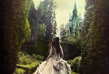 Fairy Tale Wedding / Love + Fantasy