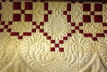 Quilting Motifs / by Cathleen Veinot