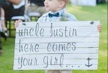 Great Ideas for your Wedding