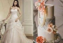 Modeca dress and cake combi