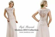 Moodboard Modeca 2015 Collection