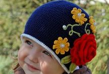 Hat crochet / by Aor