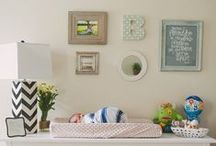 NEUTRAL NURSERY // / Patiently waiting or straying from the pinks and blues? Look at these great neutral things.