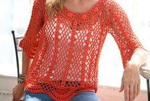 crochet top***2 / by Aor