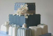superbes gâteaux / des gâteaux très visuels