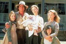 la petite maison dans la prairie / Little House on the Prairie - série culte de mon enfance
