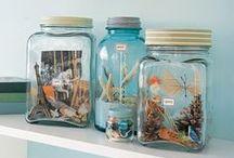 un bocal de souvenirs...♡ / Memory jar