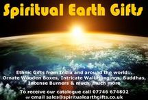 Spiritual Earth Gifts / Ethnic gifts from around the world.  Visit our website to view our full range www.spiritualearthgifts.co.uk