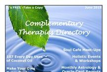 Complementary Therapies Directory / Browse our monthly editions for local therapists and healers as well as local events and interesting articles