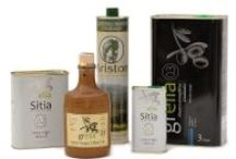 Greek Olive Oil / Olive oil from Greece. Extra virgin, organic, infused and seasoned olive oil. It is delicious and healthier than any other oil. Enjoy it raw or cooked in all your recipes.